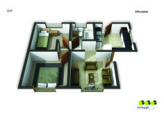 Affordable Unit Go to website: