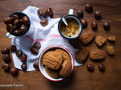 Canistrelli alle castagne // chestnut Canistrelli