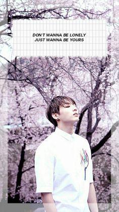 BTS / Jungkook / Save ME / Wallpaper