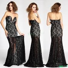 New Fashion Women\'s Sexy Sleeveless Black Floral Lace Bodycon Party Prom Ball Gown Evening Cocktail Maxi Dress Dress Link, Dress P, Ball Gowns Evening, Evening Dresses, Girls Maxi Dresses, Maxi Styles, Floral Maxi Dress, Floral Lace, Strapless Dress Formal