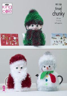 f2d477177492 57 Best Christmas Knitting   Crochet Patterns images
