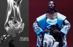 prabal gurung- The Cut