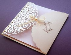 How to Make Stunning Wedding Invitations on a Budget Homemade Wedding Invitations, Quince Invitations, Wedding Invitation Cards, Wedding Cards, Diy Wedding, Invites, Invitation Card Printing, Wedding Anniversary Cards, Wedding Stationary