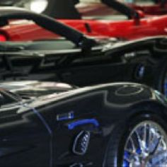 ZR1 corvettes!