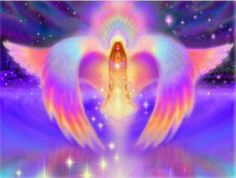 Angel Blessings and Poems with Beautiful Images - Mary Jac - Angel Quotes - Page 2 Angel Images, Angel Pictures, Blue Canvas Art, Angel Artwork, Angel Quotes, I Believe In Angels, Ascended Masters, Angels Among Us, Guardian Angels