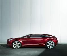 How do you like my profile? #GQbyCITROEN #CreativeTechnologie #Citroen #Car #ConcepCar #Red