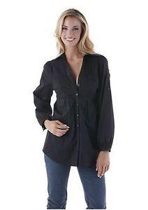 Sportliche Longbluse / Bluse von Cheer in schwarz Größe 42 NEU (103090) | eBay