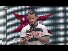 Raw - Raw: CM Punk interrupts Kevin Nash's SummerSlam explanation