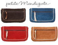 Petite Mendigote clutches