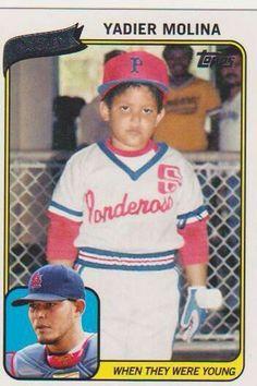 Matt Holiday of the St. Louis Cardinals ♥ Tattoo down Matt ...  Yadier Molina Son