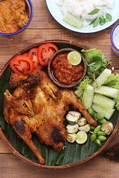 Catering Food, Food Menu, Nyonya Food, Malay Food, Thai Street Food, Malaysian Food, Indonesian Food, Asian Cooking, Food Presentation