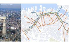 Central Artery Corridor Master Plan Downtown Boston, Master Plan, Corridor, Acre, City Photo, The Neighbourhood, How To Plan, The Neighborhood, Mornings