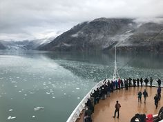 Book an Alaska and Yukon cruise with Holland America Cruise Line. Cruise the Alaska coastline, enjoy Alaska wildlife, view glaciers, and more! Learn more about our Alaska & Yukon Cruise Vacations. Holland America Line, Holland America Cruises, Cruise Destinations, Cruise Vacation, Holiday Destinations, Vacations, Glacier Bay National Park, National Parks, Alaska Cruise Tours