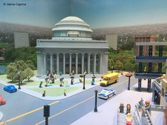 Divertirsi a Boston Legoland a Discovery Center
