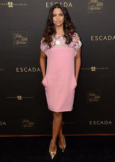 Celebrities in ESCADA: Camila Alves