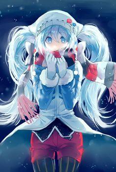 Yuki Miku (Snow Miku)