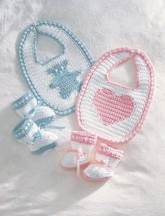 Yarnspirations.com - Lily Sweetheart or Teddy Set - Patterns  | Yarnspirations