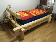 schnitzebitz.ch Toddler Bed, Furniture, Home Decor, Glee, Luxury, Timber Wood, Child Bed, Decoration Home, Room Decor