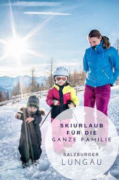 Im Salzburger Lungau wird Familienfreundlichkeit großgeschrieben –  im Winter erleben Urlauber hier mitten in der Natur den Schnee von seiner besten Seite. Sonnige, schneesichere Skigebiete bis 2.400 Meter Seehöhe, Skilehrer, die sich mit viel Leidenschaft um den Nachwuchs kümmern, unzählige Hütten mit regionalen Schmankerln -  das alles macht den Salzburger Lungau zu einer ganz besonderen Winterdestination. Movies, Movie Posters, Long Distance, Ski Resorts, Ski Trips, Winter Vacations, Ski, Passion, Snow