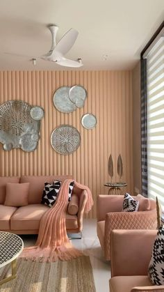 Living Room Wall Designs, Living Room Partition Design, Room Partition Designs, Decor Home Living Room, Living Room Sofa Design, Bedroom Furniture Design, Modern Furniture, Bedroom Decor, Home Decor