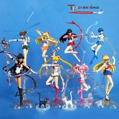 Sailor Moon custom made S.H.Figuarts by Tomasz Rozejowski. Posted on Facebook.