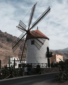 Roadtrip Maspalomas - Gran Canaria - Windmühle - Mogan - Sieh dir Instagram-Fotos und -Videos von Julia (@juuljulia) an