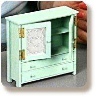 Dolls & Miniatures how-to video: MM15: Basic Furniture Making by Joyce Bernard