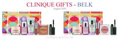 Choose your FREE 7-piece Clinique gift with any $29 Clinique purchase Clinique Gift, Dillards, Free Gifts, Corporate Gifts