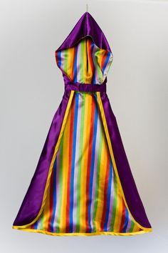 Noble Rainbow - I need a cape. It's serious.
