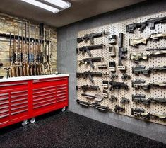 We design some of coolest and most efficient gun rooms around. Whether its a personal gun room or a commercial armory, we can design and build exactly what is needed. Ammo Storage, Weapon Storage, Safe Storage, Arsenal, Gun Safe Room, Reloading Room, Gun Vault, Custom Guns, Custom Ar