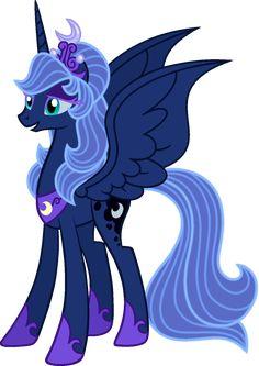 Miracleverse Luna by StarryOak My Little Pony Fotos, My Little Pony Poster, My Little Pony Unicorn, My Little Pony Comic, Imagenes My Little Pony, My Little Pony Drawing, My Little Pony Pictures, My Little Pony Bedroom, Celestia And Luna