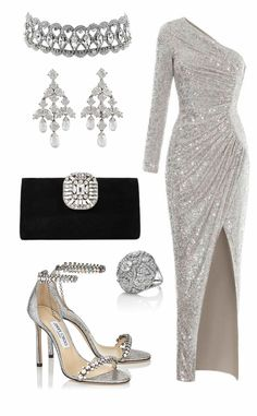 Gala Dresses, Event Dresses, Nice Dresses, Kpop Fashion Outfits, Fashion Dresses, Womens Fashion, Derby Outfits, Gowns Of Elegance, Polyvore Outfits
