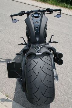 V Rod motorcycle