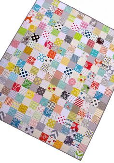 Red Pepper Quilts: RPQ Low Volume Quilt
