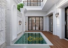 House Arch Design, House Outside Design, Facade Design, Floor Design, Exterior Design, Wall Design, Classic House Exterior, Classic House Design, Classic Kitchen Cabinets