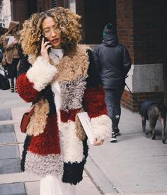 """4,836 Likes, 87 Comments - Elaine Welteroth (@elainewelteroth) on Instagram: """"Probably negotiating with @uber about why he shouldn't leave me and then hit me with a $5 fee. …"""""""
