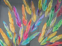 Pintura em Seda / Silk Painting by Atelier Mônica de Godoi,
