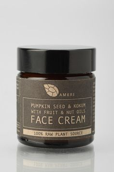 Ambre Botanicals Pumpkin Seed And Kokum Face Cream - Urban Outfitters