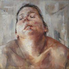 Jenny SAVILLE Self Portrait