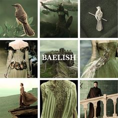 House Baelish lords of the Fingers, sworn to Arryn House Baelish of the Vale is a young nobel house, their seat is an unnamed and an old flint tower which commands no more than a few stony acres on the smallest of the Fingers. House Baelish's smallfolk consists of a village of a dozen families in huts of piled stone beside a peat bog. The current lord, Petyr Baelish, only the second generation of the landed family. His grandfather was a landless hedge knight and his father the smallest of…