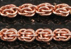 Sweet Pea weave instructions- M.A.I.L. - Maille Artisans International League - Article