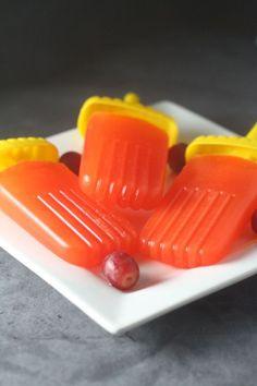 Fruit & Vegetable Popsicles, How to Make Popsicles, Healthy Popsicles, Homemade Popsicles