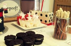 Moore Minutes: Hocus Pocus MAGIC themed birthday party