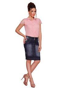 Saia Titanium Jeans