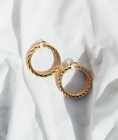 3736d08a3 Gold Plated Jeweller - November 08 2018 at. YoolaDesign · hoop earrings