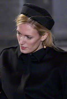 Princess Elisabetta, December 12, 2014 | Royal Hats....Posted on December 12, 2014 by HatQueen.... The Belgian Royal Family gathered today in the Cathedral Saints Michel et Gudule to bid farewell to Queen Fabiola.