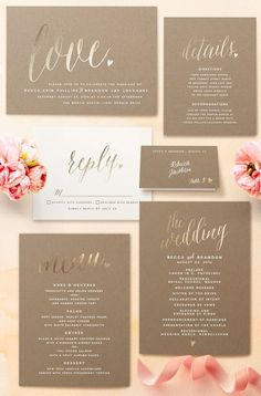 Amazing Romantic Wedding Invitations Romantic Wedding Invitations Redthandead