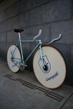 Man, I wish I had some of those wheels for mine.