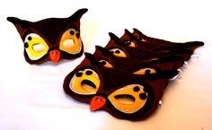 Whooo Whoooo Ollie the Owl Mask for Pretend Play Costume