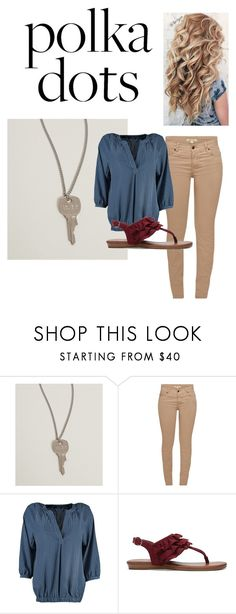 """The Key to Believe"" by somethingscribbled ❤ liked on Polyvore featuring The Giving Keys, Barbour, OPUS Fashion and Fergie"